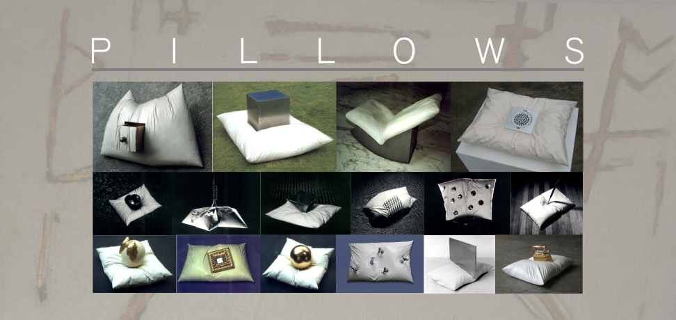 Sculptures - Pillows